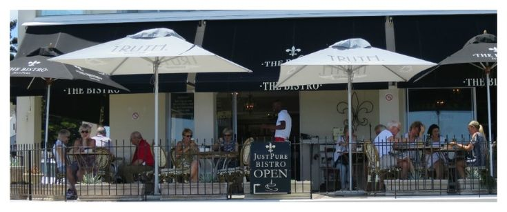The Bistro @ Just Pure Address: Ocean View Drive, Hermanus  Tel + 27 28 313 0060 or + 27 83 5000 770 Email: info@justpure.co.za