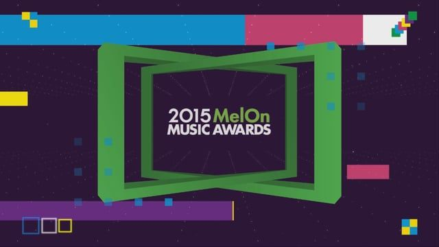 2015 MelOn Music Awards OAP Package  Client: MBC MUSIC, LOEN Visual Directed by VERY2MUCH  Logo Design: Park jung seok, Yi Jung Min Motion Graphic Design: Park young hwa, Joo sunhee, Shin dongik