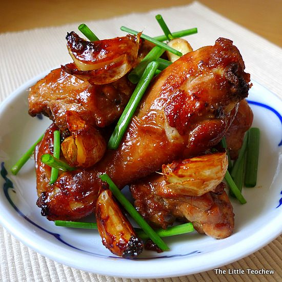 The Little Teochew Singapore Home Cooking 3 Cups Chicken San Bei Ji Healthy Chinese RecipesIndo