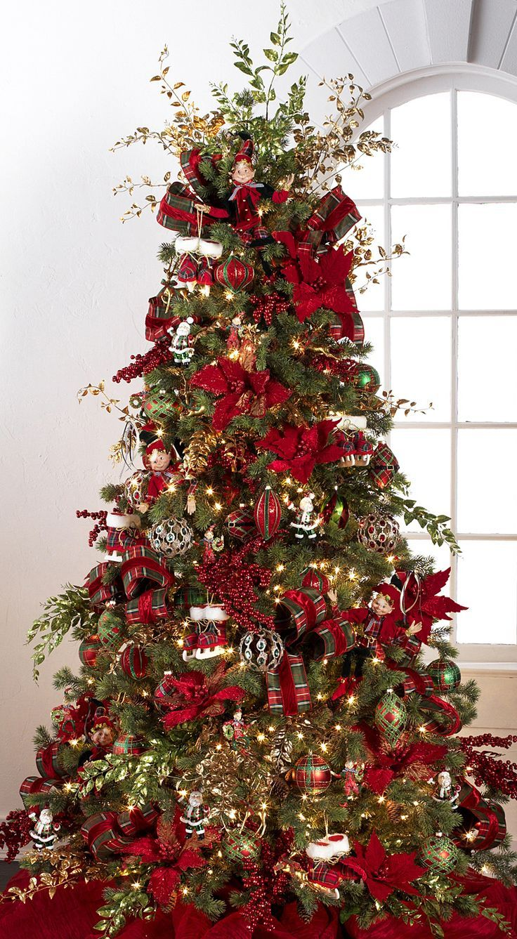 597 Best Christmas Trees Images On Pinterest