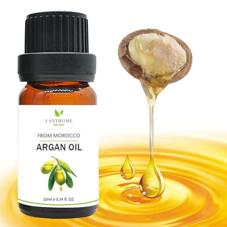 Neue 100% Pure natural marokko arganöl schaden trockenes haar reparatur behandlung keratin glatt haarglättung haarpflege produkte