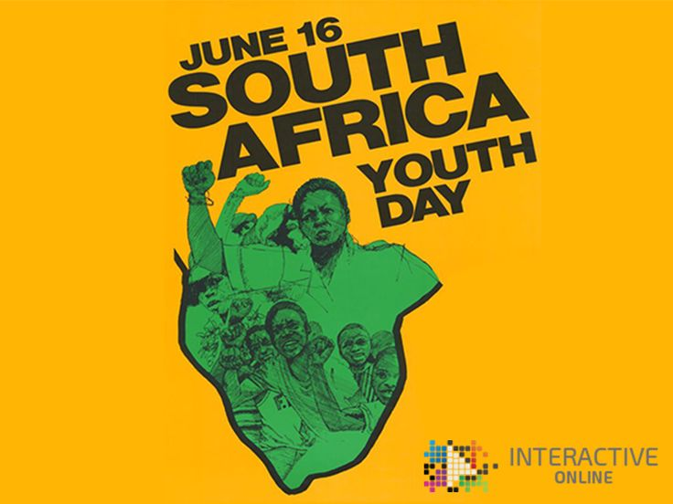 Happy Youth Day South Africa... Embrace this day!