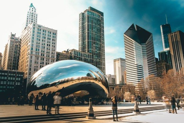Decorate Your Office And We Ll Reveal Which Us City You Should Find A Job In Chicago Attractions Top Travel Destinations Places To Visit