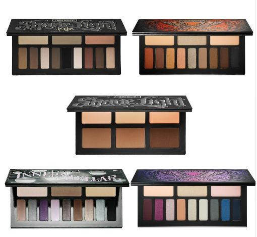Aliexpress.com : Buy Fast shiped Makeup Kat Von D Monarch / Chrysalis / Innerstellar / Shade and Light Eye Contour Eyeshadow Palette , eyeshadowbrush from Reliable palette makeup suppliers on Factory wholesale makeups