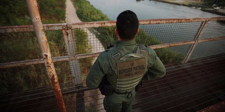 Trump wants 15000 more agents to patrol the US border but immigration authorities say theres one big problem