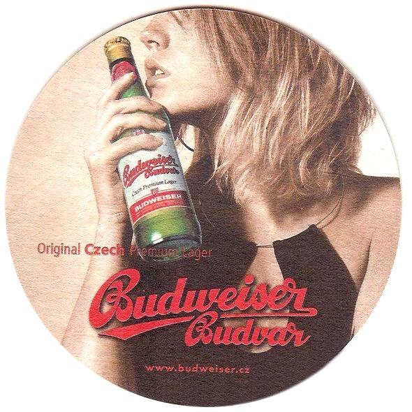 Budweiser Budvar, the original Czech Beer. 1000x better than any US mad Budweiser product.
