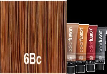 Redken Color Fusion 6bc Brown Copper Hair Pinterest