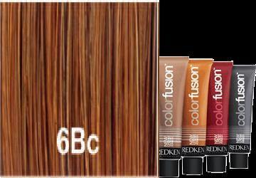 Redken Color Fusion 6bc Brown Copper Hair Pinterest