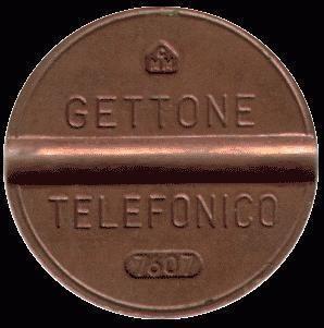25. Il gettone telefonico