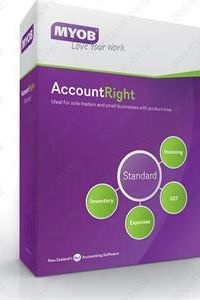 AccountRight Plus, Stay Okay with the ATO! BAS, Payroll and GST. Best Accounting Software. Only $753