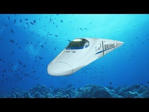 China's Underwater High-Speed Train to America | China Uncensored - YouTube