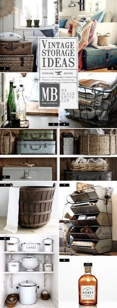 The 5 Rules of Vintage Interior Design | Home Tree Atlas