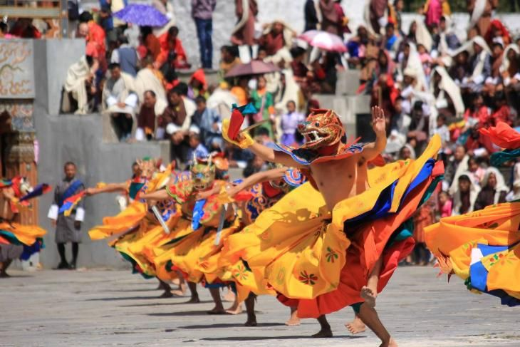 Gomphu Kora Festival | Tourism Council of Bhutan (Official Website)