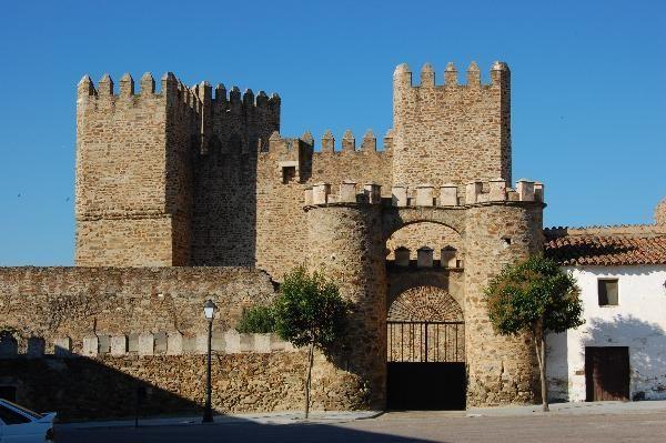 Castillo de Monroy. Cáceres