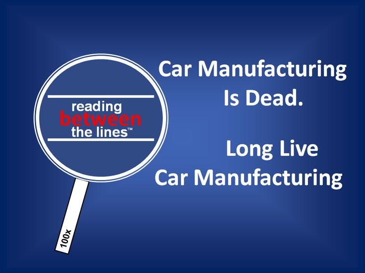 Australian Car Manufacturing is Dead...  http://neilfindlay.com/2014/02/car-manufacturing-is-dead-long-live-car-manufacturing-reading-between-the-lines/