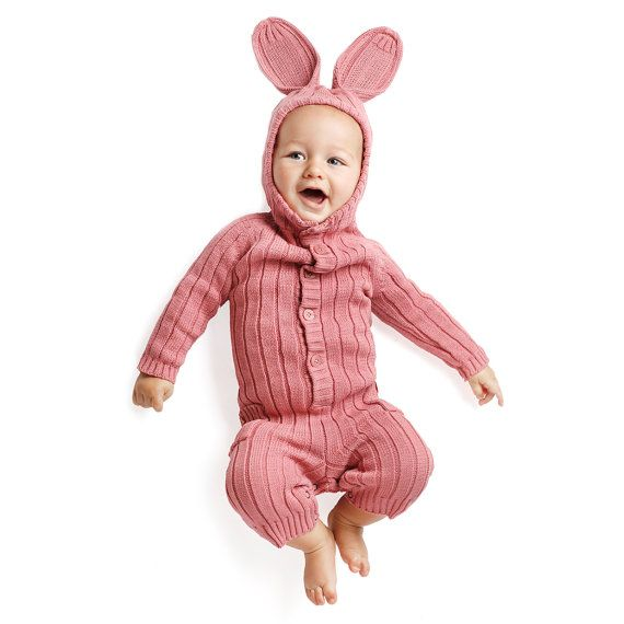 Soo cute! Etsy listing at https://www.etsy.com/listing/176012369/bunny-suit-for-baby-and-toddler-handmade