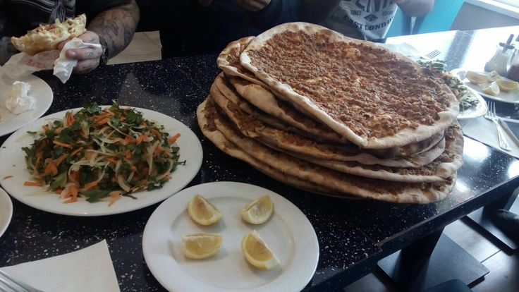 #tureckéjedlo