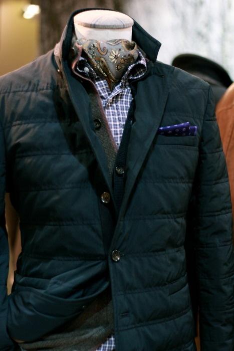 19 best Chamarras Caballero images on Pinterest   Jackets, Men s ... afb6879d82c