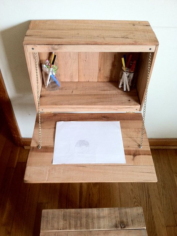17 best ideas about fold down desk on pinterest fold for Fold down desk table