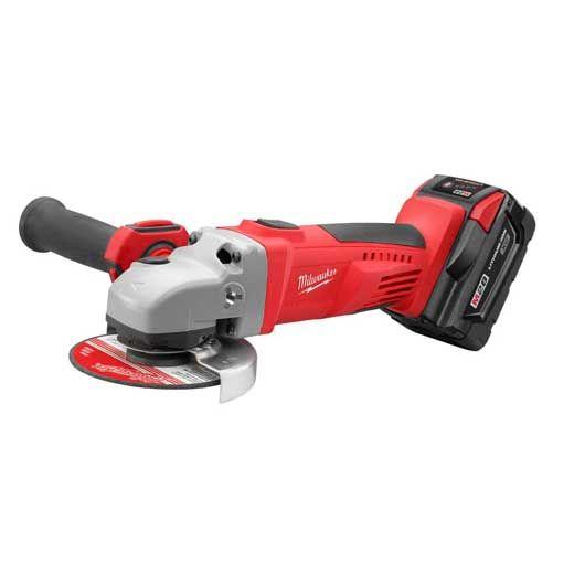 M28™ Cordless LITHIUM-ION Grinder / Cutt-Off Tool Kit   Milwaukee Tool