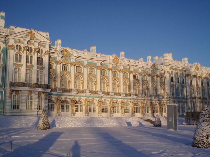 Tsarkoie Selo Russia