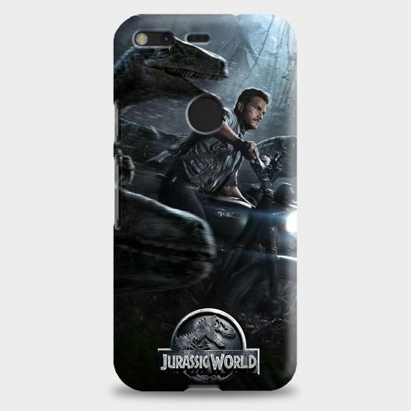 Jurassic World Poster Google Pixel XL 2 Case