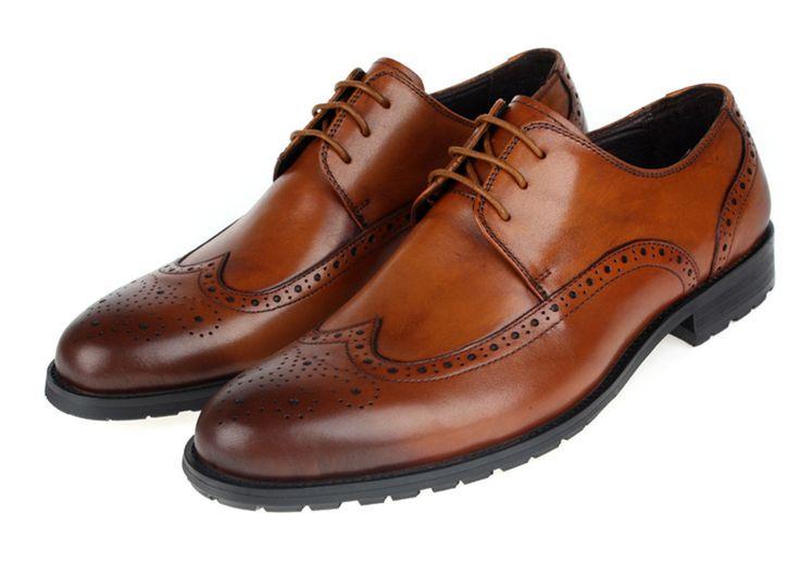Удобные мужские туфли оксфорды обувь из натуральной кожи мужские бизнес обувь мода свадебные туфли