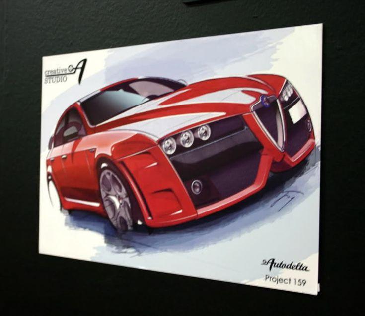 Alfa Romeo 159 GTA -Autodelta