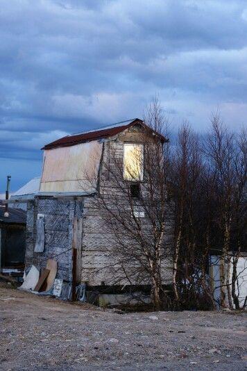 дачная архитектура в предместьях мурманска