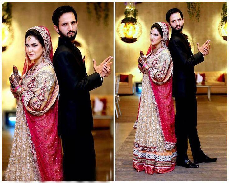 Pakistani Drama Actresses and Models Wedding Pics