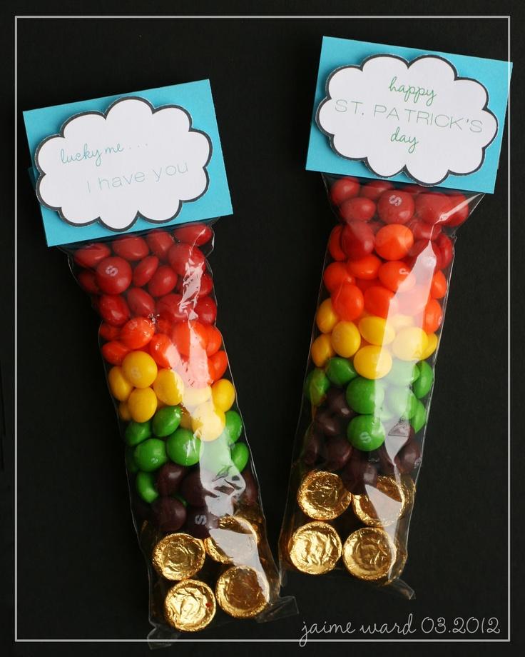 Rainbow treat