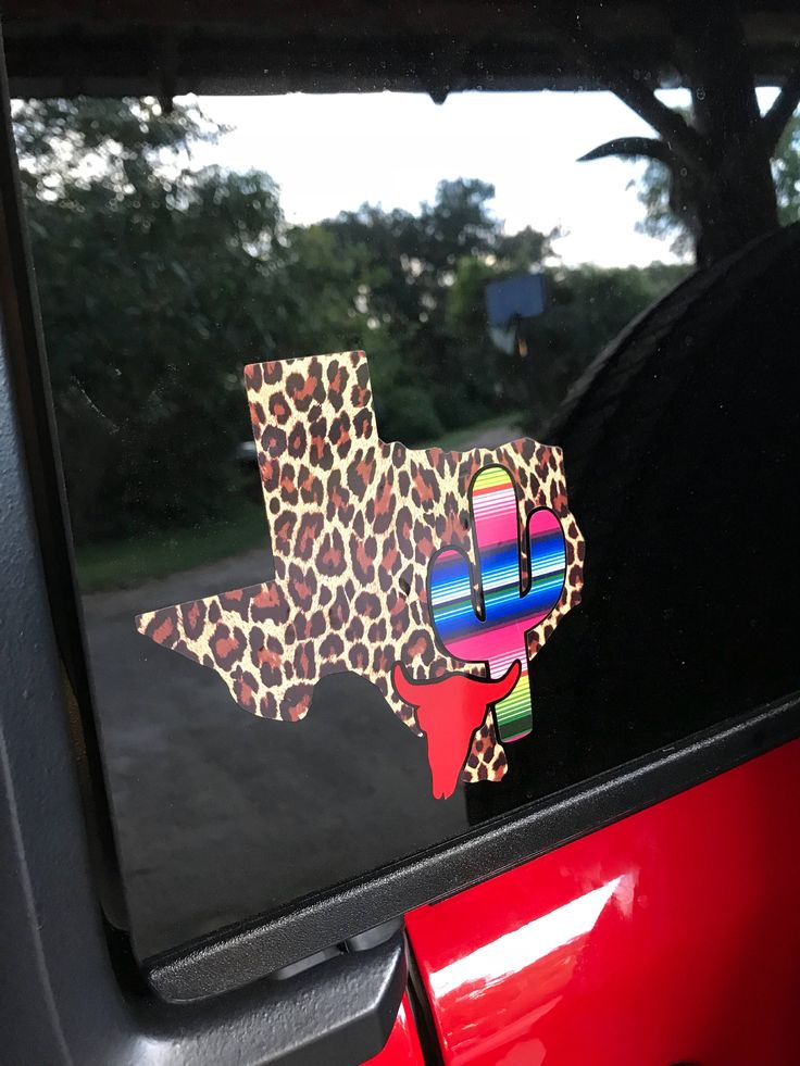 Texas decal texas cactus skull decal sticker yeti decal car decal laptop decal truck decal choose your color combo custom
