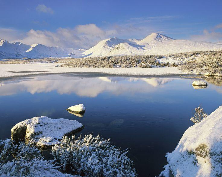 Glencoe in Scotland, my favourite place in the world.
