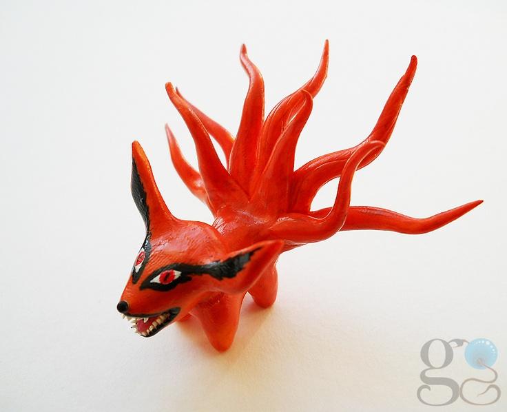 Figurina Chibi Kyuubi de gemsgems Breslo