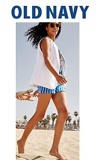 50% Off Old Navy Shorts for the Entire Family (Today Only)