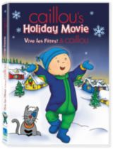 Caillou - Holiday Movie - DVD