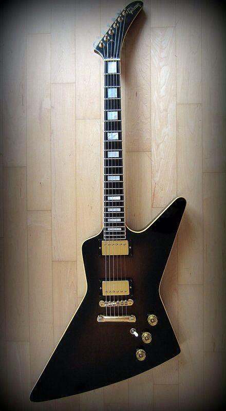 Gibson Explorer Custom
