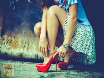 Who invented High Heels???