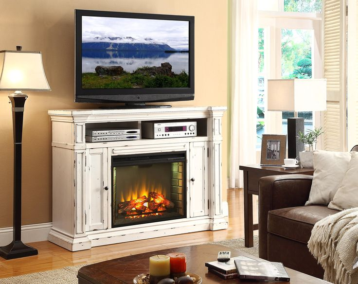 Ventless fireplace logs model