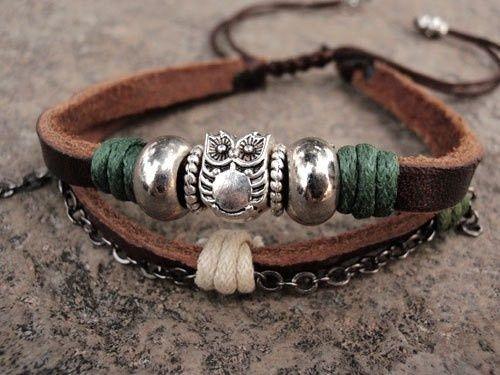 wonderful leather jewelry 15