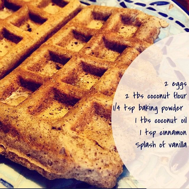 Fast & filling waffle recipe from @breelovesbeauty  So simple and easy to make, filled with lots of healthy fats and fiber that really do fill you up! Thank you for another amazing recipe, Cambria!