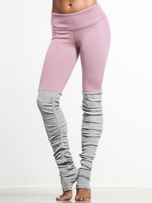 Goddess Ribbed Leggings in Pink // https://not4fashion.com/collections/fitness/products/goddess-ribbed-leggings?variant=3688893317150