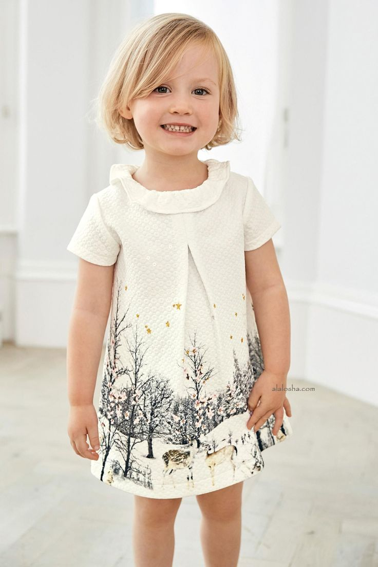 ALALOSHA: VOGUE ENFANTS: Must Have of the Day: Girls Bridesmaid & Party Outfits