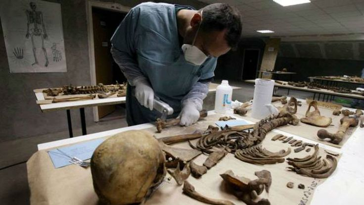 DNA Tests Prove 'Kennewick Man' is Closely Related to Native Americans