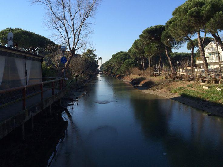 Milano marittima / gennaio
