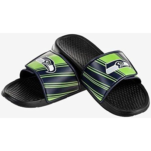 Seattle Seahawks Flip Flops