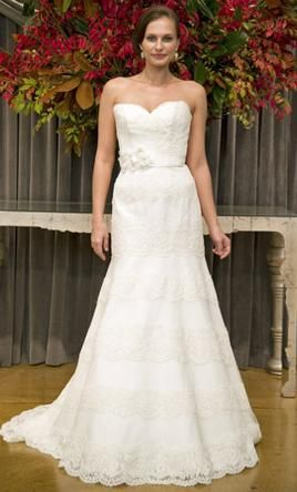 Sample Judd Waddell Wedding Dress 4067, Size 10  | Get a designer gown for (much!) less on PreOwnedWeddingDresses.com