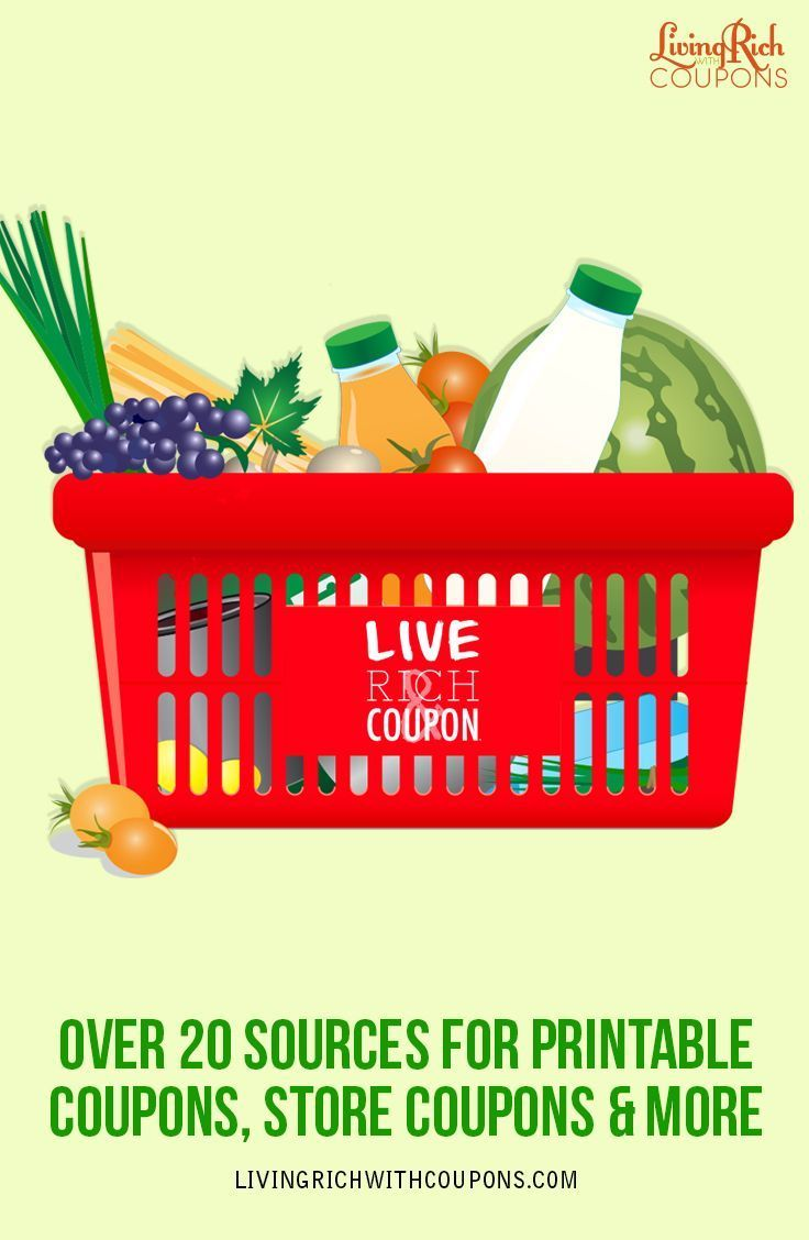 Do you find it hard to keep track of all the different coupon sources?  Look no further!  We've got over 20 sources for Printable Coupons, Store Coupons and eCoupons for you right here! Plus, we've got a list of FAQ regarding coupons!