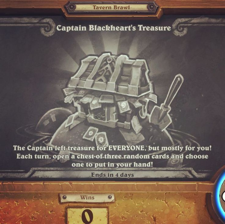 going treasure-hunting #hearthstone #warcraftwednesday