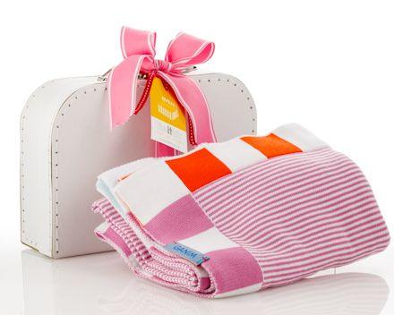 Baby Blanket Summer Kit (Girl) - The It Kit